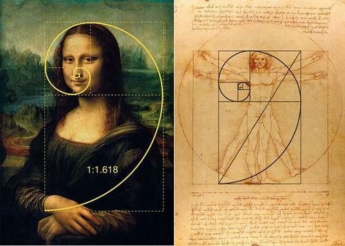 el numero de oro en el arte la proporcion divina el numero de oro en matematicas